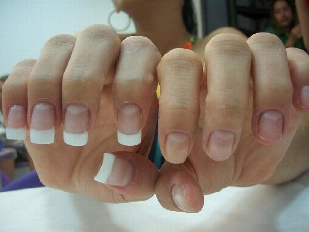 Dicas para parar de roer as unhas Unhas acrílico