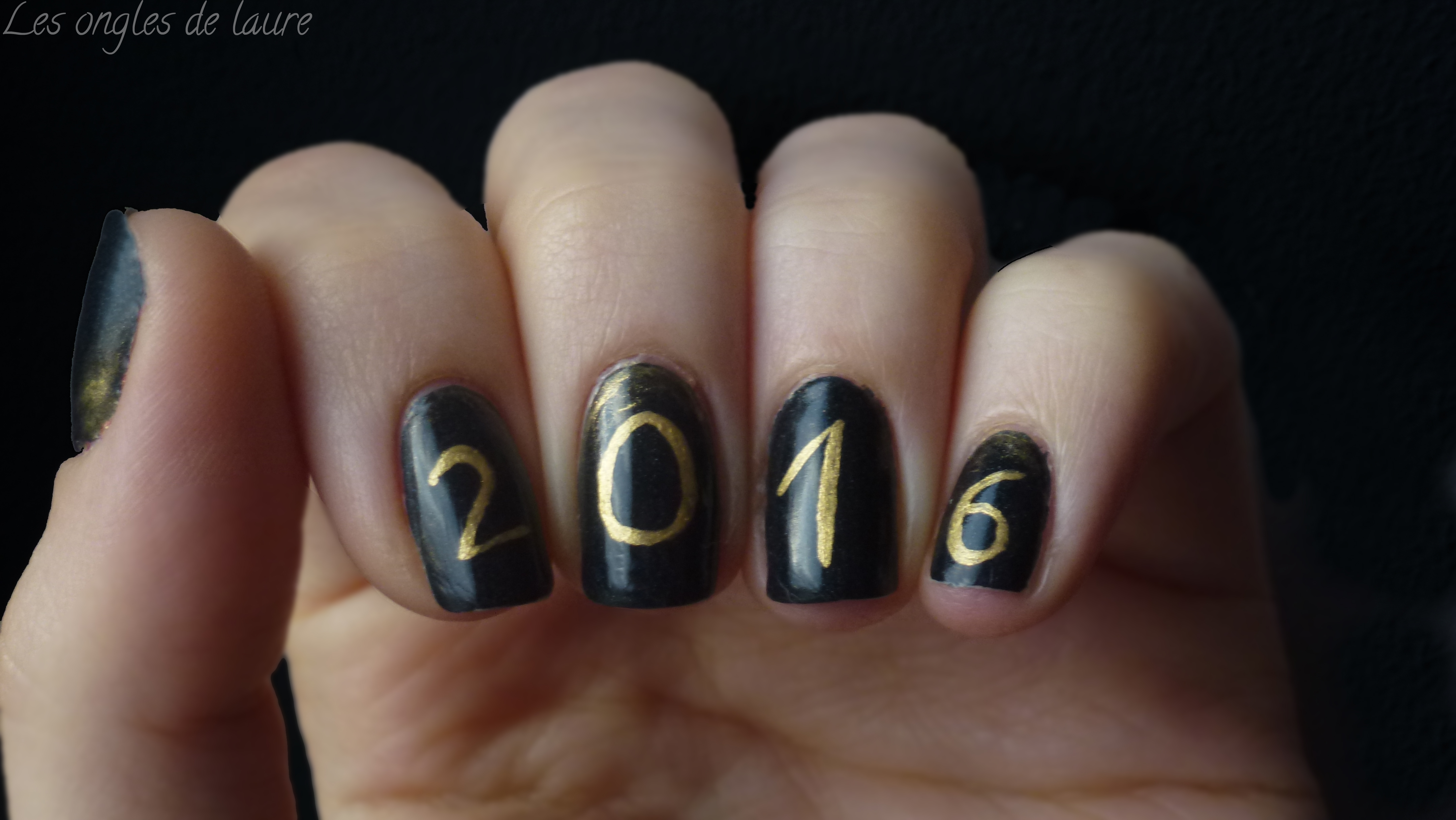 Unhas Criativas Ano novoUnhas Criativas Ano novo